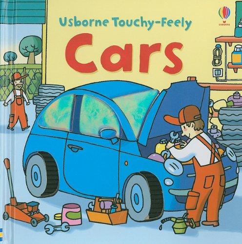 9780794525682: Cars (Usborne Touchy-feely)