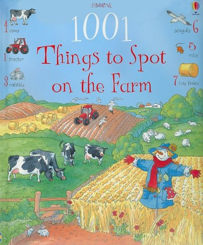 9780794526115: 1001 Things to Spot on the Farm