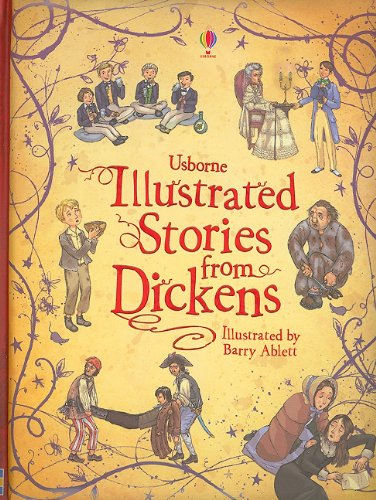 9780794526283: Usborne Illustrated Stories from Dickens