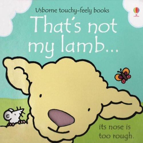 9780794526634: That's Not My Lamb...
