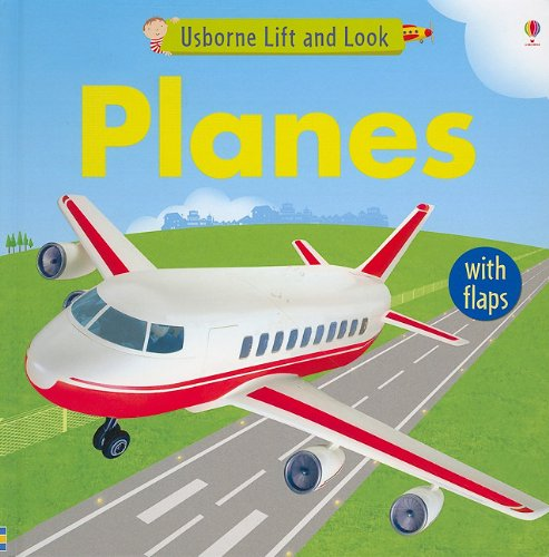 9780794526696: Planes (Usborne Lift and Look)