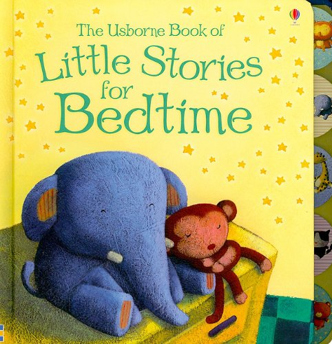 9780794526733: The Usborne Book of Little Stories for Bedtime