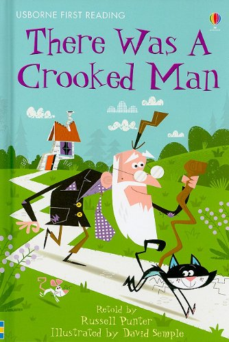 9780794526825: There Was a Crooked Man (Usborne First Reading: Level 2)