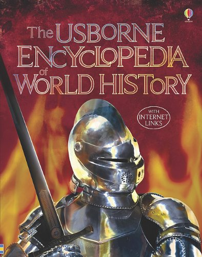 9780794526887: The Usborne Encyclopedia of World History (With Internet Links)