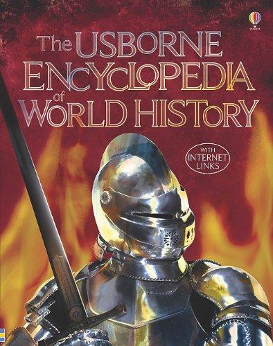 9780794526887: The Usborne Encyclopedia of World History (With Internet Links)