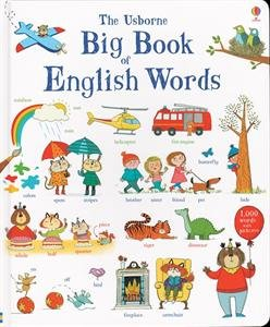 9780794527020: Big Book of English Words