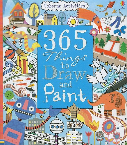 9780794527075: 365 Things to Draw and Paint (Activity Books)