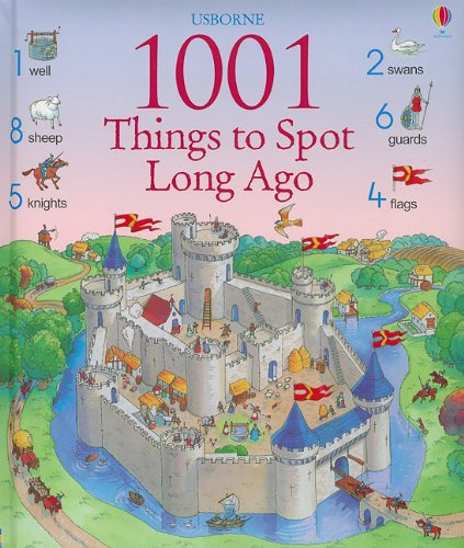 9780794527310: 1001 Things to Spot Long Ago