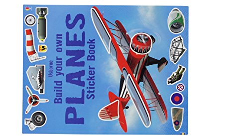 9780794527334: Build Your Own Planes Sticker Book (Build Your Own Sticker Books)