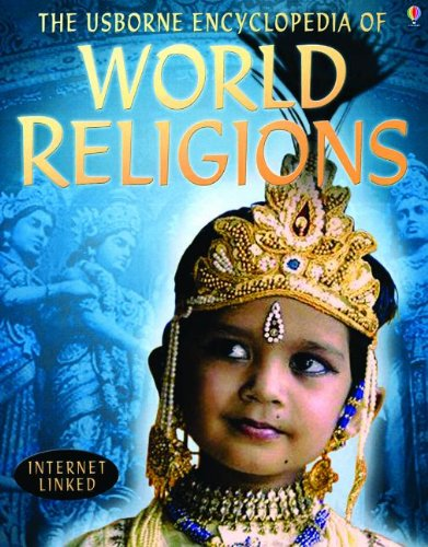 9780794527532: The Usborne Encyclopedia of World Religions: Internet-linked (World Cultures)