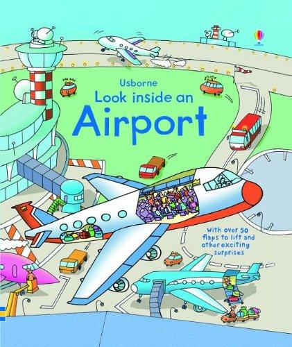 9780794527723: Look Inside an Airport (Look Inside (Usborne))