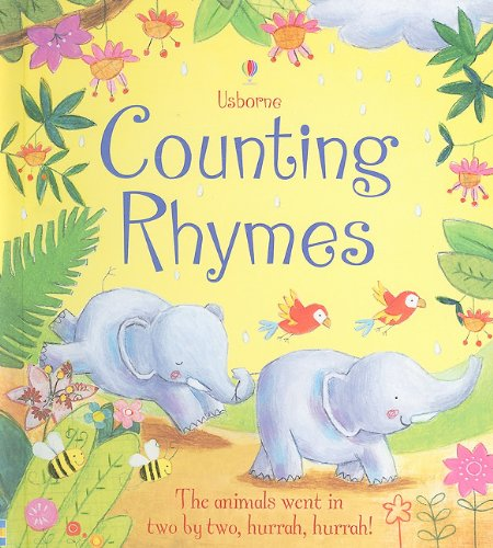 9780794527792: Counting Rhymes (Look and Say Board Books)