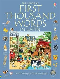 9780794528041: First Thousand Words in Latin