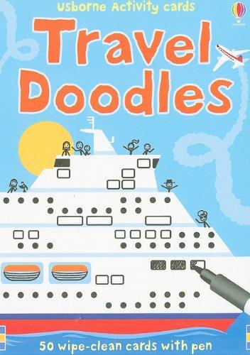 9780794528065: Travel Doodles