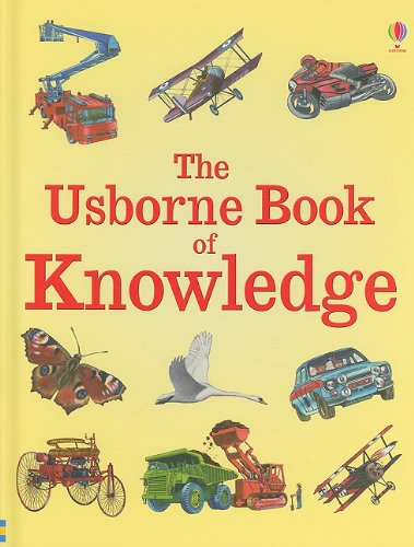 9780794528270: The Usborne Book of Knowledge