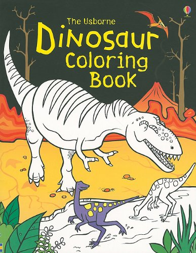 9780794528287: Dinosaur Coloring Book (Coloring Books)