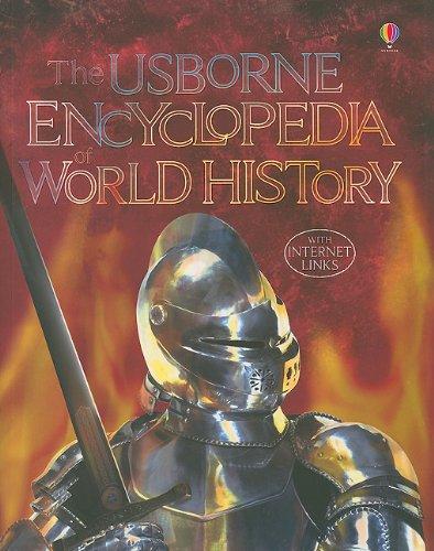 9780794528331: The Usborne Encyclopedia of World History