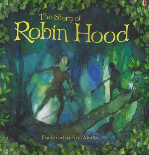 9780794528591: The Story of Robin Hood