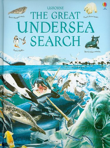 9780794528614: The Great Undersea Search (Great Searches)