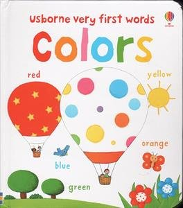 9780794528843: Very First Colors (Very First Words)