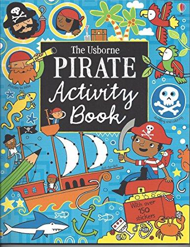 9780794528904: Pirate Activity Book