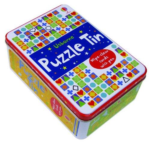 Puzzle Tin: Sam Taplin