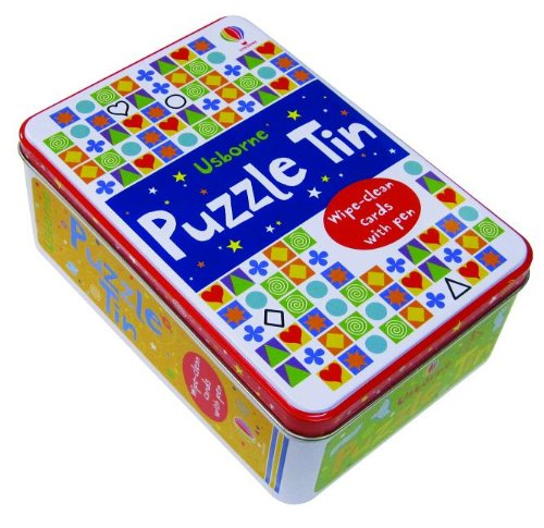 9780794528935: Puzzle Tin