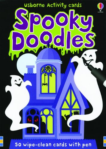 9780794529024: Spooky Doodles (Doodles Cards)