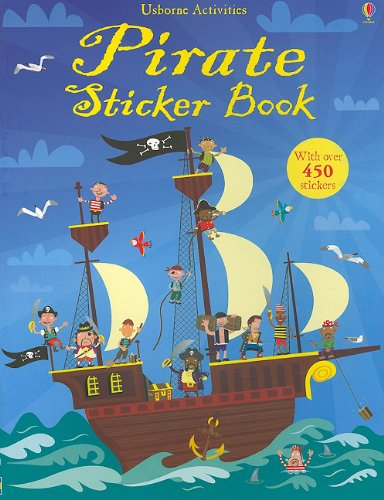 9780794529154: Pirate Sticker Book (Sticker Activity Books)