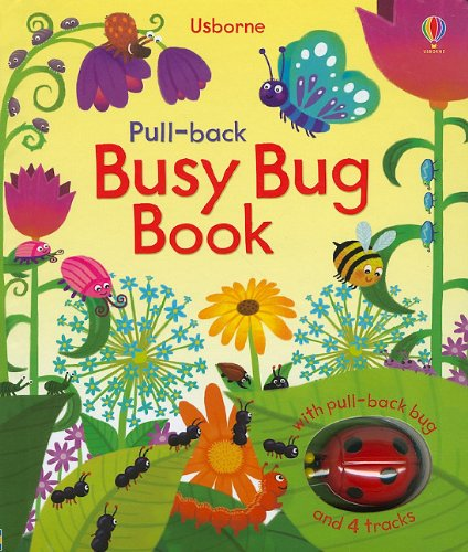 9780794529413: Pull-Back Busy Bug Book