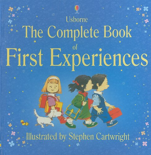 9780794529482: The Complete Book of First Experiences
