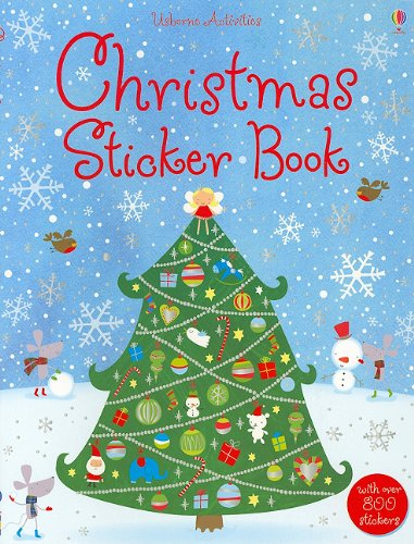 9780794529512: Christmas Sticker Book (Activity Books )