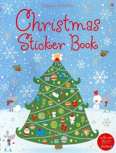 9780794529512: Christmas Sticker Book (Activity Books )
