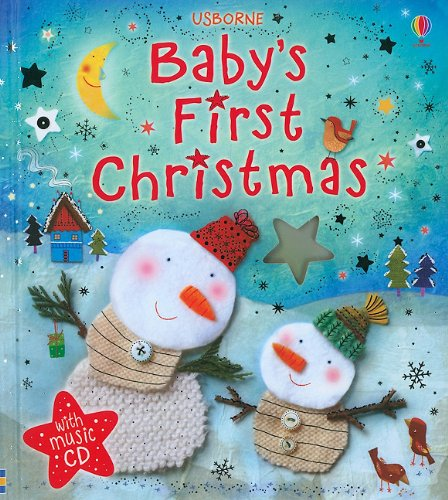 9780794529710: Baby's First Christmas [With CD (Audio)]