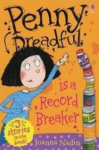 Penny Dreadful is a Record Breaker: Joanna Nadin