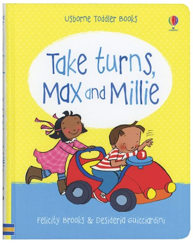 9780794530006: Take Turns, Max and Millie (Toddler Books)
