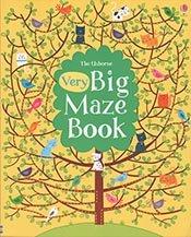 9780794530013: Very Big Maze Book