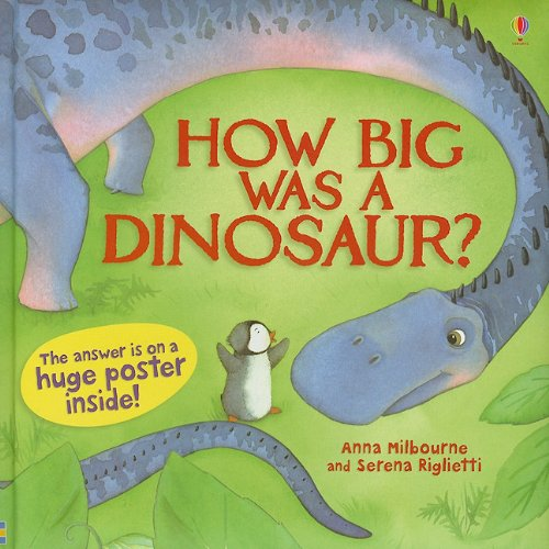 9780794530020: How Big Was a Dinosaur? (Picture Books)