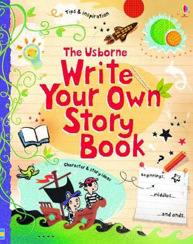 9780794530198: Write Your Own Story Book
