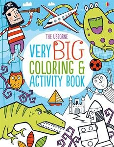 9780794530266: Very Big Coloring and Activity Book (Coloring Books)