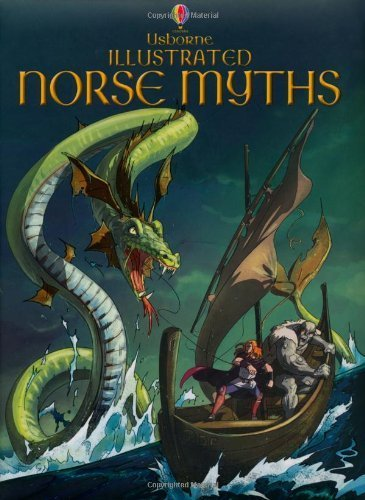 Illustrated Norse Myths (Illustrated Stories): Various; Frith, Alex; Stowell, Louie