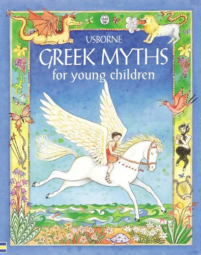 9780794530495: Greek Myths for Young Children