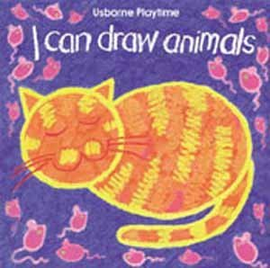 9780794530501: I Can Draw Animals (Playtime Series)