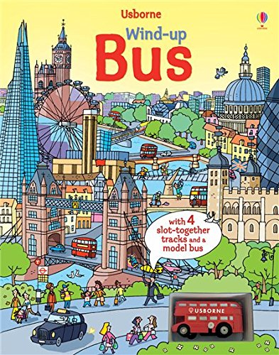 9780794530563: Wind-Up Bus (Wind-Up Books)