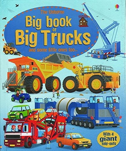 9780794530785: Big Book of Big Trucks