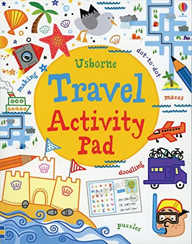 9780794530914: Travel Activity Pad (Activity Pads)