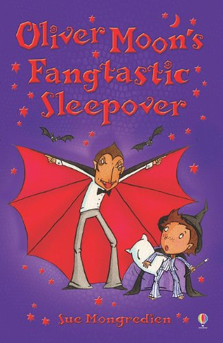 9780794530945: Oliver Moon's Fangtastic Sleepover