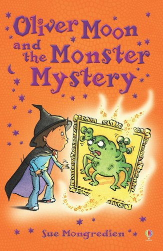9780794530952: Oliver Moon and the Monster Mystery