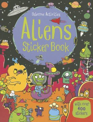 9780794531010: Aliens Sticker Book
