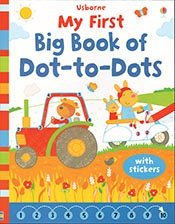 9780794531072: My First Big Book of Dot-to-Dots
